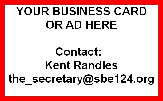 SBE 124 Advertisement